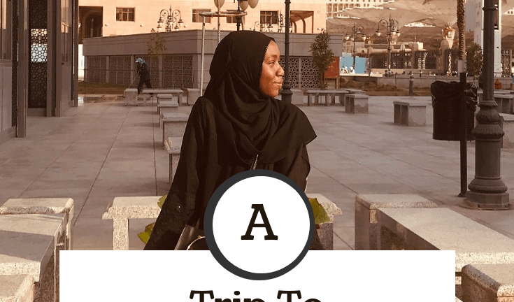 Travel Diaries: A Trip to Al-Madinah, Saudi Arabia