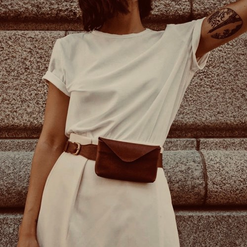 theminimaleblogger-on-instagram-wearing-brown-small-belt-waist-bag-featured-2019-bag-trends-khairahscorner