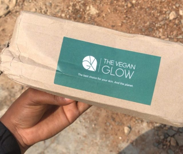korean-beauty-skincare-review-eco-friendly-box-packaging-gifted-collaboration-mild-foam-cleanser-the-vegan-glow-vegan-cruelty-free-ewg-face-wash-blogpost-khairahscorner