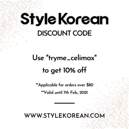 stylekorean-celimax-discount-code-khairahscorner