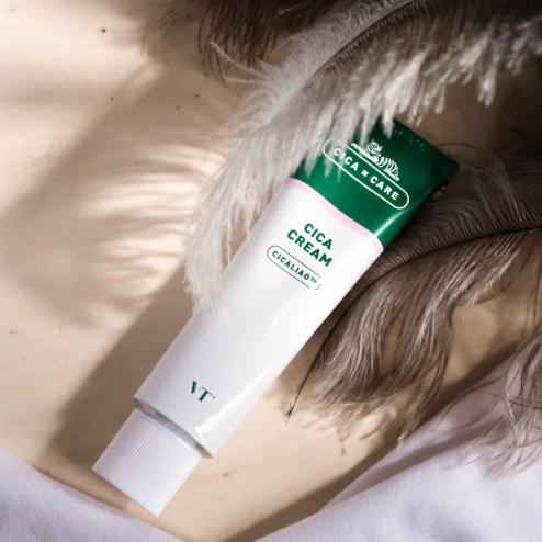 VT cosmetics cica cream blogpost khairahscorner youtube channel