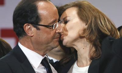 President of France Francois Hollande is having Love affair with actress Julie Gayet.