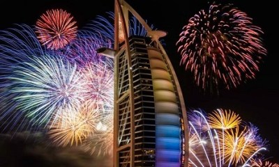 Fireworks to Welcome 2015