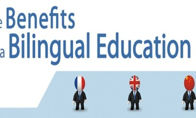 Advantages of bilingual education