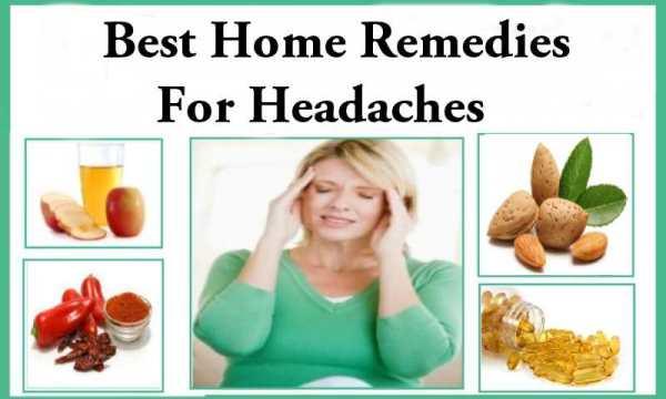 Natural headache remedies - Khaleej Mag
