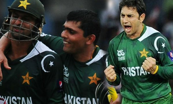 PAK vs ZIM T20 Shoaib Malik in and Saeed Ajmal out