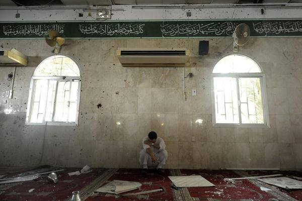 deadly attack on Shia mosque in Saudi Arabia