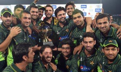 Pakistan win by 2-0 against Zimbabwe