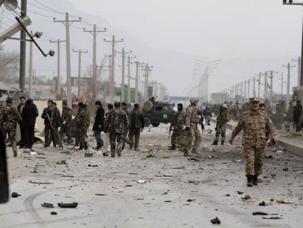 Six killed in Kabul bomb attack