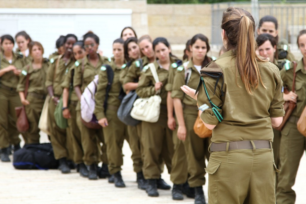 Very Porn with israel army girls