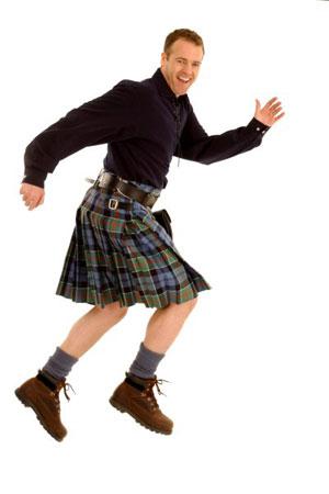How To Wear A Kilt