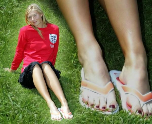 Maria Sharapova Feet