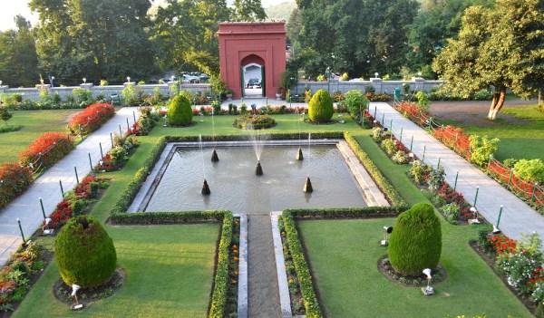 nishat bagh palace
