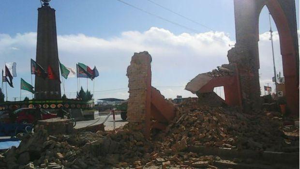 Deadly earthquake rocks Pakistan and Afghanistan