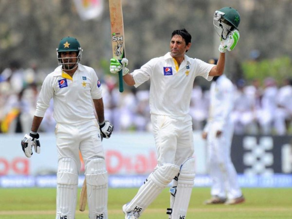 Younis Khan break another record and become 14th Top Scorer