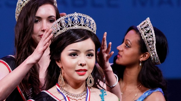 Miss World Canada Anastasia Lin