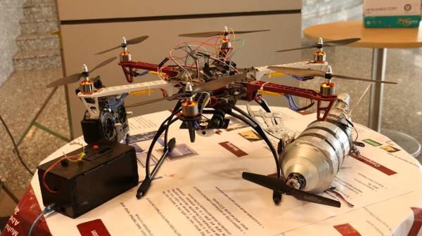 robotics expo in ITU