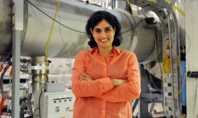 Dr. Nergis Mavalvala, one of the key contributors to LIGO