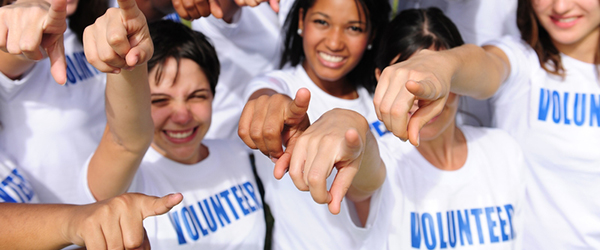 Why do people volunteer