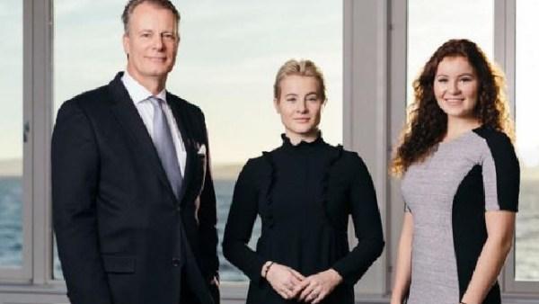 Alexandra Andresen, World's Youngest Billionaire