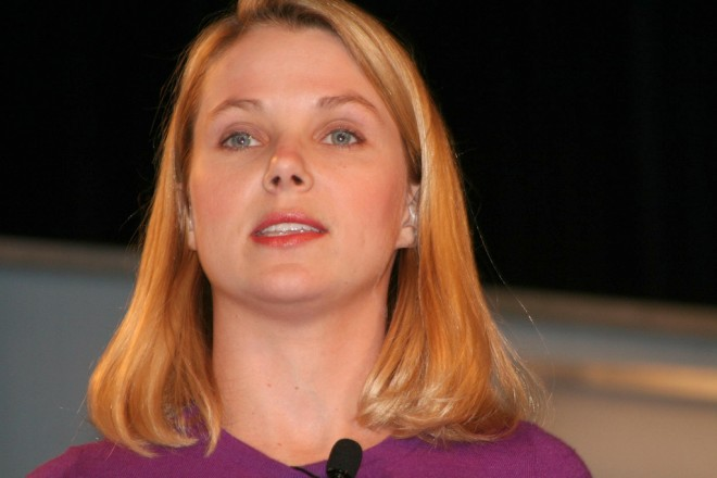 yahoo u2019s ceo marissa mayer resume- a great inspiration