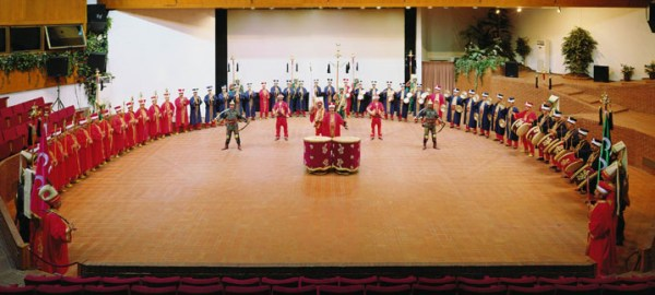 Turkish Military Band (Mehter)