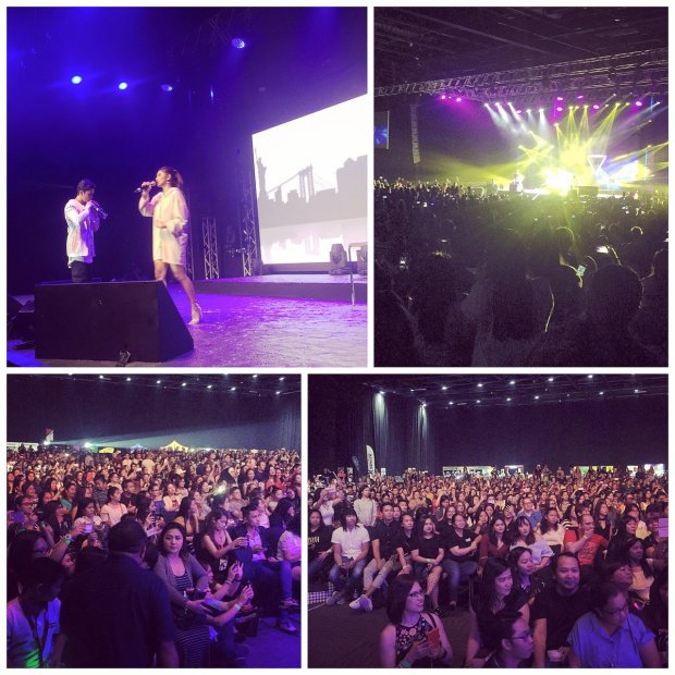 JaDine in Dubai