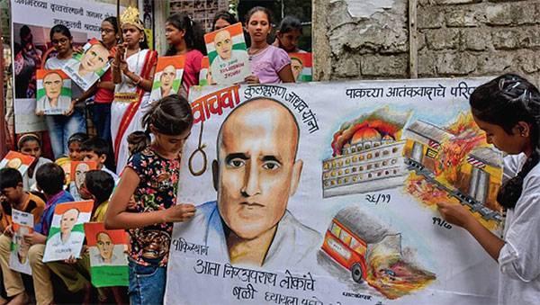 Kulbhushan Jadhav's Release