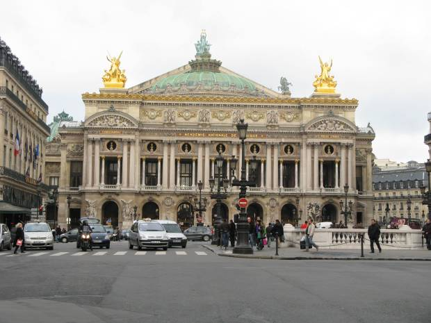 Palais Jean Louis Charles Garnier