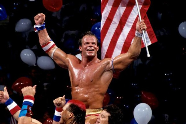 SummerSlam '93 - Luger Is America's New Hero