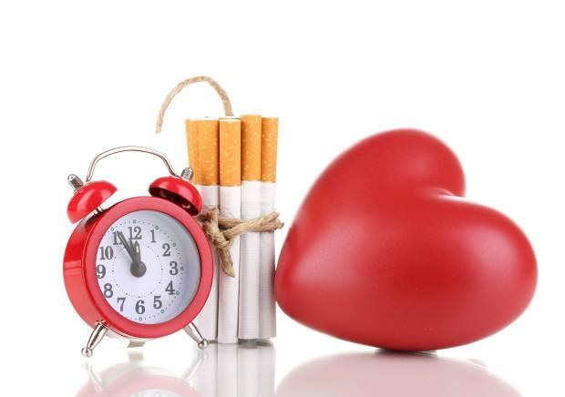 Smoking with Heart Disease