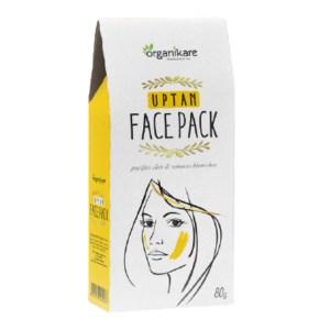 organikare uptan face pack 80gm