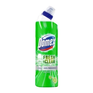 domex toilet cleaner lime fresh