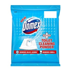 domex toilet cleaning powder