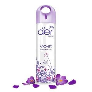 godrej aer room spray violet valley bloom