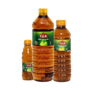 teer mustard oil price in mirpur