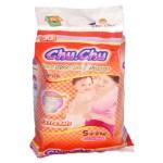 chu chu pant style baby diaper S(4-8kg) 5 pcs