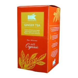 kazi & kazi ginger tea