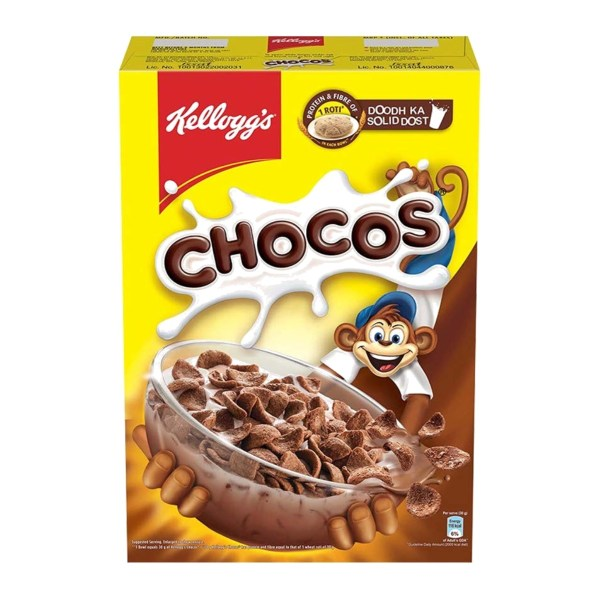 kelloggs chocos breakfast cereals