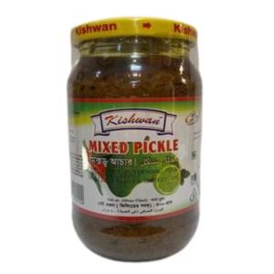 kishwan mixed pickle