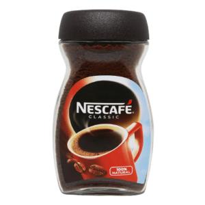 nestle nescafe coffee jar classic