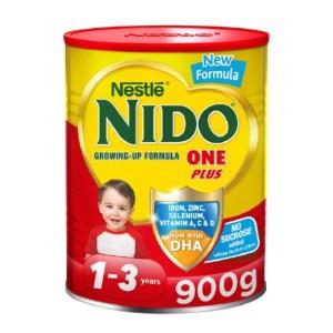 nido 1 plus growing up milk tin (1-3 years)