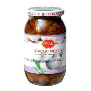 pran garlic pickle
