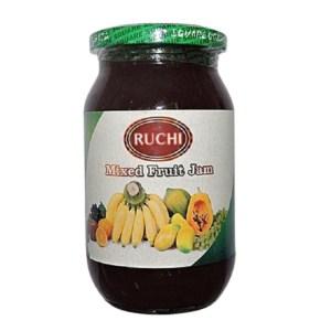 ruchi mixed fruit jam