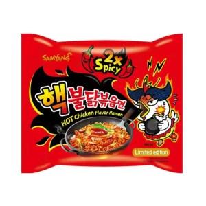 samyang hot chicken ramen noodles