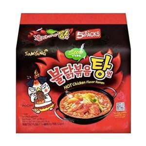 samyang hot chicken stew noodles