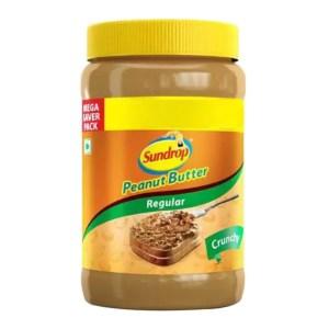sundrop peanut butter spread