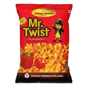 bombay sweets mr. twist chips
