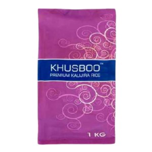 khusboo premium kalijira rice