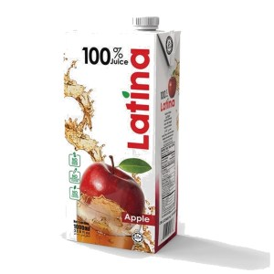 latina apple juice